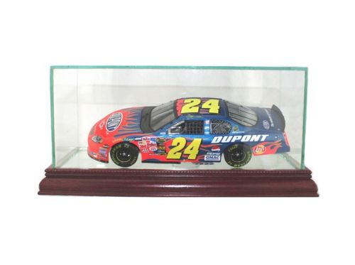 NASCAR SINGLE CAR DISPLAY CASE